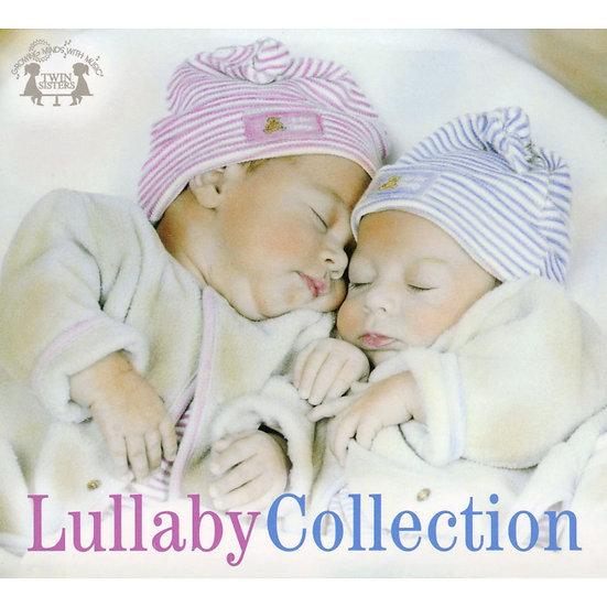 思維成長系列 寶貝搖籃曲全集 Growing Minds with Music - Lullaby Collection (3CD) 【Evosound】