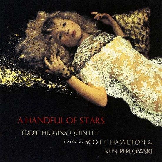 艾迪希金斯四重奏、史考特漢彌頓&肯皮普洛斯基:滿手星光 (CD) 【Venus】
