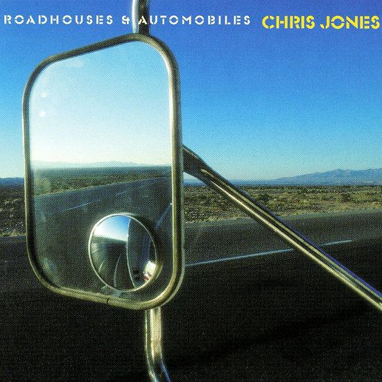 克利斯.瓊斯:路邊小屋與汽車 Chris Jones: Roadhouses & Automobiles (CD) 【Stockfisch】