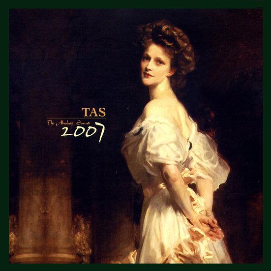 絕對的聲音TAS2007 (CD)