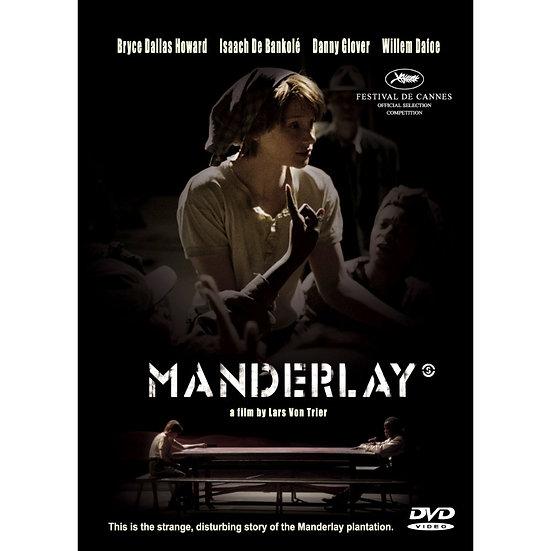 命運變奏曲 Manderlay (DVD)