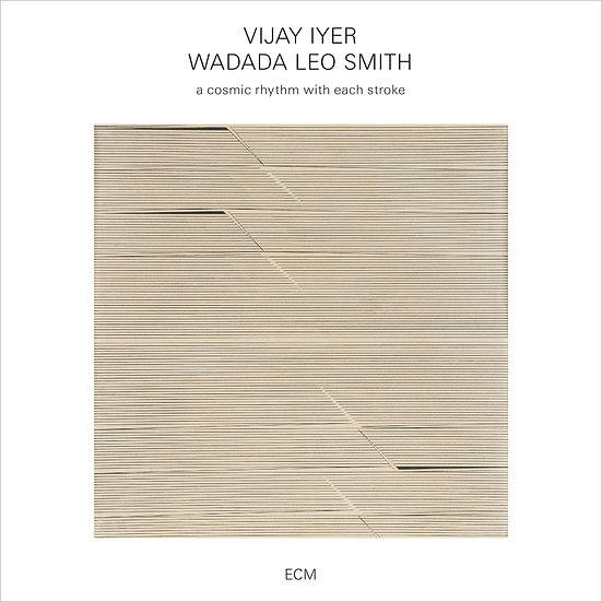 維杰.艾耶 Vijay Iyer / Wadada Leo Smith: a cosmic rhythm with each stroke (CD) 【ECM】