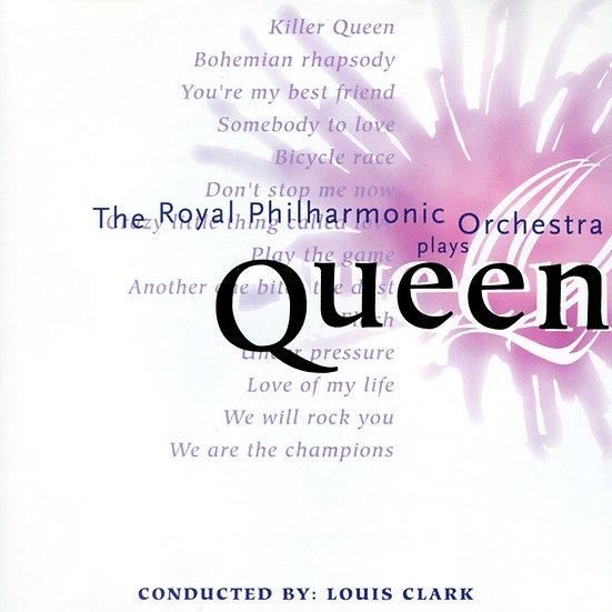 英國皇家愛樂管弦樂團:皇后樂團名曲集 The Royal Philharmonic Orchestra: Plays Queen (CD)