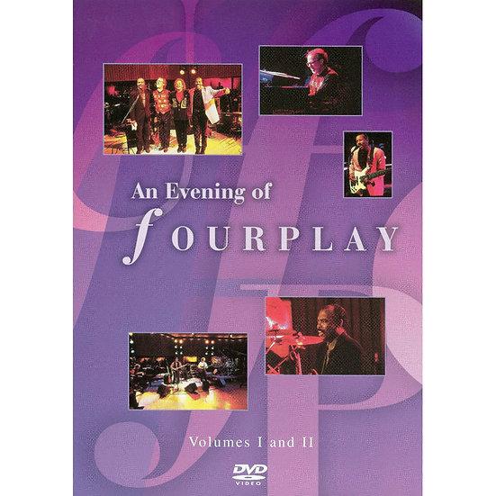 爵士四人行:爵士四人行之夜 - 第一集&第二集 Fourplay: An Evening of Fourplay-Volumes I and II (DVD)