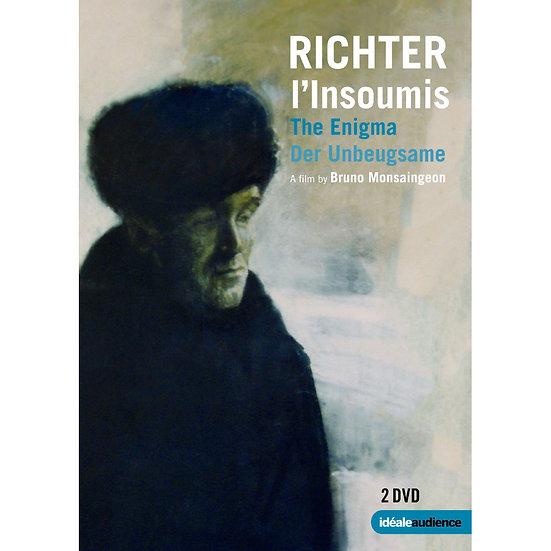 謎樣李希特 神秘鋼琴大師的琴聲世界 Richter, L'Insoumis - the Enigma (2DVD)【EuroArts】