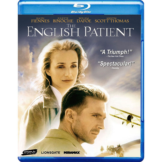英倫情人 The English Patient (藍光Blu-ray)