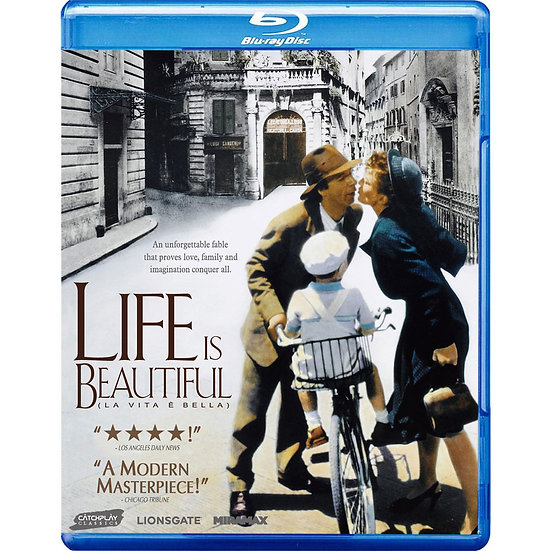 美麗人生 Life is Beautiful (藍光Blu-ray)