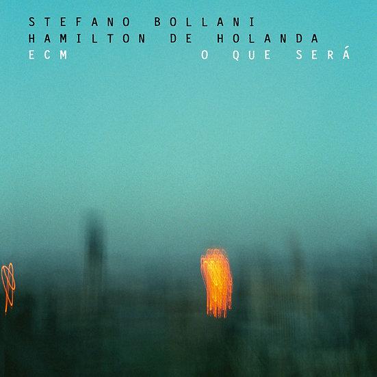 史帝法諾.柏那尼:安特衛普熱演 Stefano Bollani / Hamilton de Holanda: O que será (CD) 【ECM】