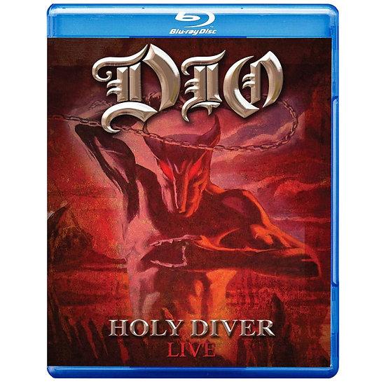 迪奧樂團:神聖的潛水者演唱會 Dio: Holy Diver Live (藍光Blu-ray) 【Evosound】