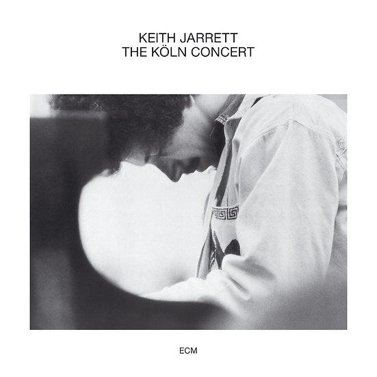 奇斯.傑瑞特:科隆音樂會 Keith Jarrett: The Köln Concert (CD) 【ECM】