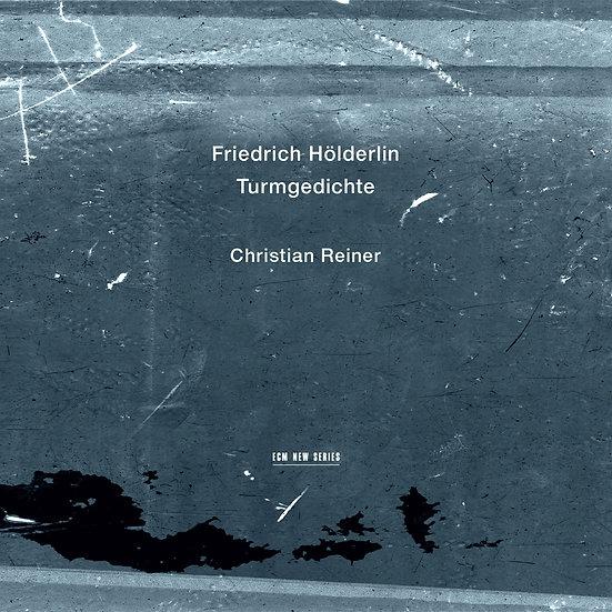 弗里德里希.荷爾德林:塔樓之詩 Friedrich Hölderlin: Turmgedichte (CD) 【ECM】