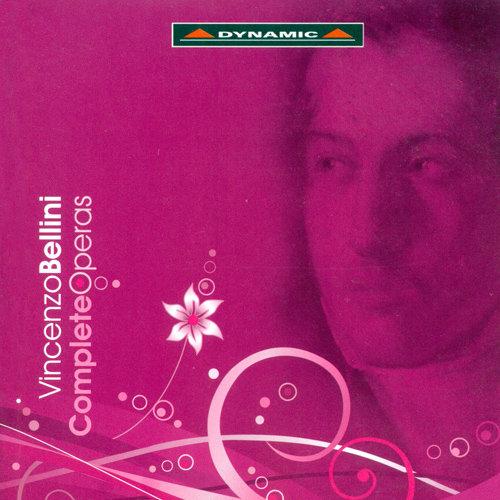 貝里尼:歌劇作品大全集 Bellini - Complete Operas (25CD)【Dynamic】
