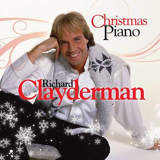理查.克萊德門:琴迷耶誕 Richard Clayderman: Christmas Piano (CD) 【Evosound】