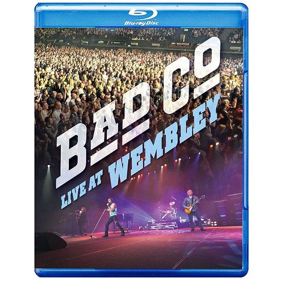 壞公司合唱團:英國倫敦溫布利球場演唱會 Bad Company: Live At Wembely (藍光Blu-ray) 【Evosound】