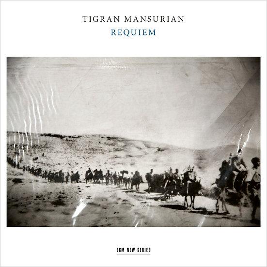 提格蘭.曼修靈:亞美尼亞安魂曲 Tigran Mansurian: Requiem (CD) 【ECM】