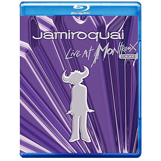 傑米羅奎爾:瑞士蒙特勒現場演唱會 2003 Jamiroquai: Live @ Montreux 2003 (藍光Blu-ray) 【Evosound】
