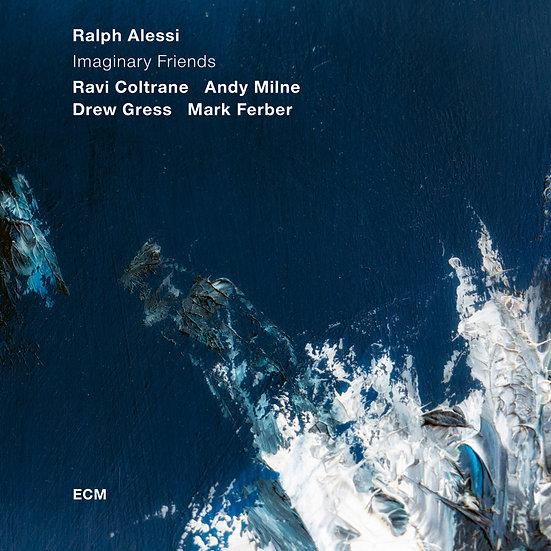 拉爾夫.阿萊西 Ralph Alessi: Imaginary Friends (CD) 【ECM】