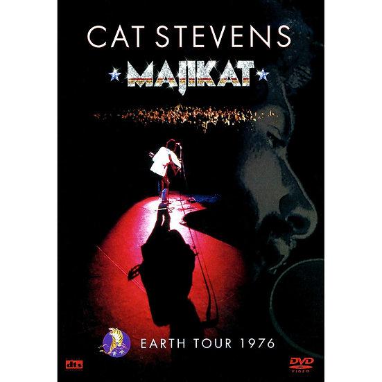凱特.史帝文斯:Majikat演唱會 Cat Stevens: Majikat Earth Tour 1976 (DVD+CD) 【Evosound】