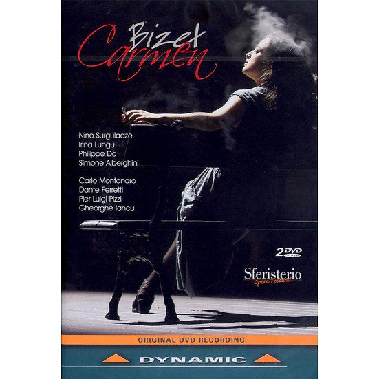 比才:歌劇《卡門》 Georges Bizet: Carmen (2DVD)【Dynamic】