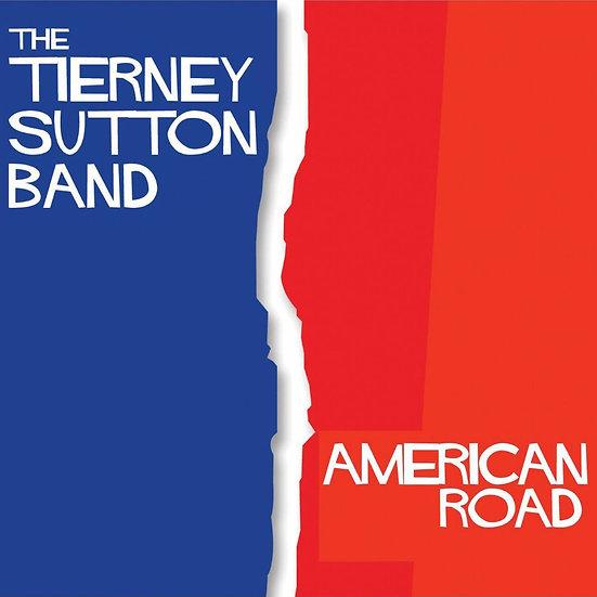 提兒妮.莎頓:美國大道 Tierney Sutton Band: American Road (CD) 【Evosound】