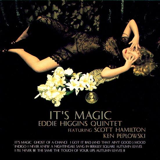 艾迪希金斯四重奏、史考特漢彌頓&肯皮普洛斯基:浪漫魔咒(CD) 【Venus】