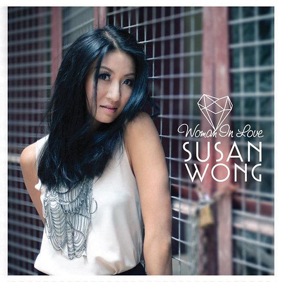 Susan Wong:戀愛的女人 Woman In Love (SACD) 【Evosound】