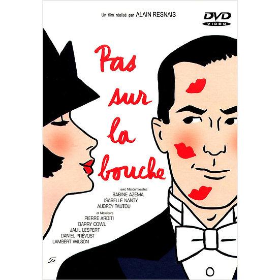 就是不親嘴 Pas sur la bouche (DVD)