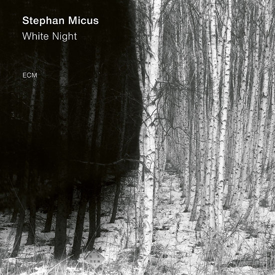 史蒂芬.米格:白夜 Stephan Micus: White Night (CD) 【ECM】