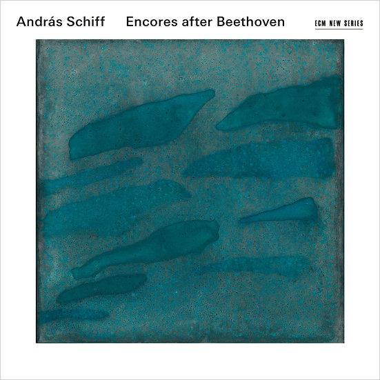席夫 András Schiff: Encores after Beethoven (CD) 【ECM】