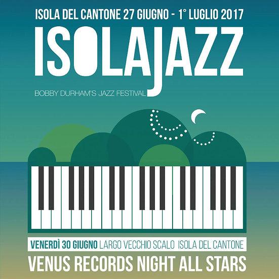 2017艾索拉爵士音樂節現場  (2UHQCD) 【Venus】