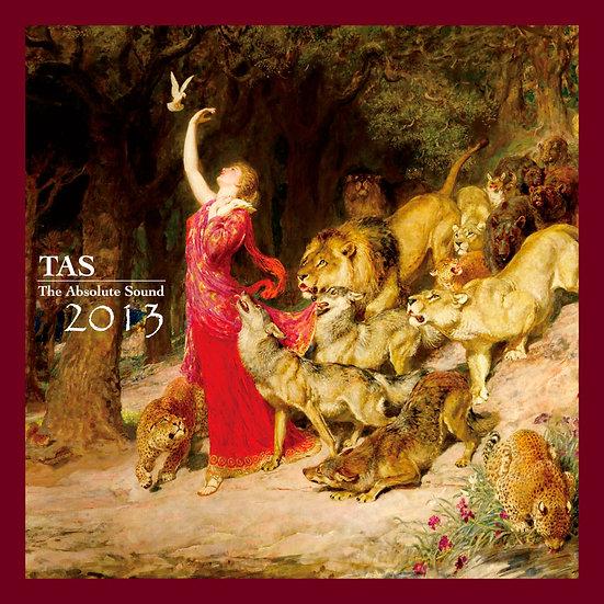 絕對的聲音TAS2013 (限量Vinyl LP)