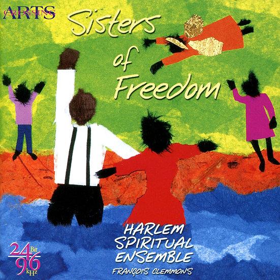 哈林靈歌樂團:自由歌聲 Harlim Spiritual Ensemble: Sisters of Freedom (DAD+CD)