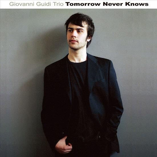 喬瓦尼.圭迪三重奏:未知的明天 Giovanni Guidi Trio: Tomorrow Never Knows (CD) 【Venus】