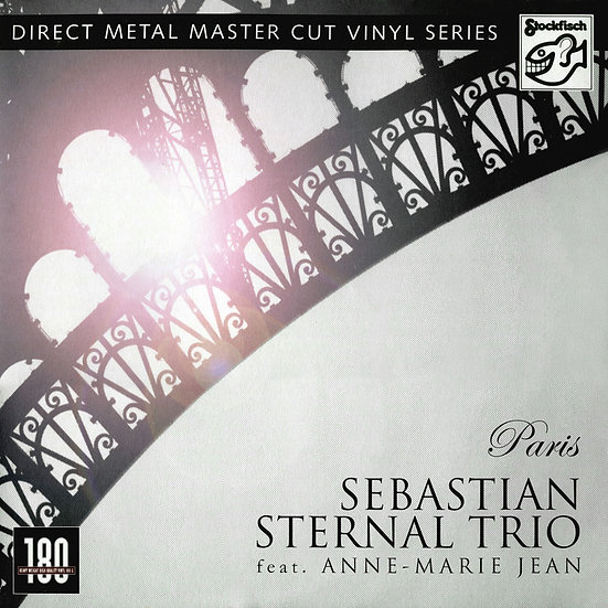 賽巴斯虔史騰諾三重奏:巴黎 Sebastian Sternal Trio: Paris (Vinyl LP) 【Stockfisch】