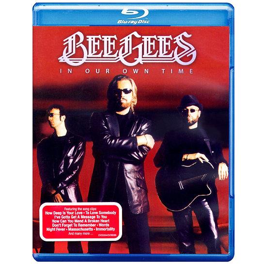 比吉斯:我們的時代 Bee Gees: In Our Own Time (藍光Blu-ray) 【Evosound】
