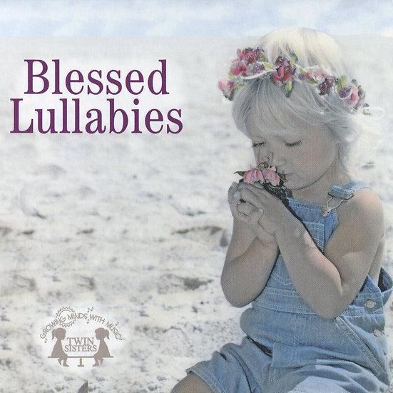 思維成長系列Vol.5 - 福音搖籃曲 Growing Minds with Music - Blessed Lullabies (CD) 【Evosound】