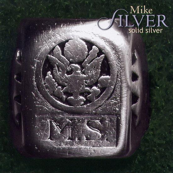 麥可.席維爾:純銀 Mike Silver: Solid Silver (CD) 【Stockfisch】