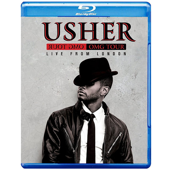亞瑟小子:2011年OMG倫敦O2演唱會 Usher: OMG Tour Live at the O2 London (藍光Blu-ray) 【Evosound