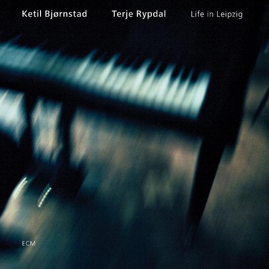凱特爾.畢卓斯坦:生活在萊比錫 Ketil Bjørnstad / Terje Rypdal: Life in Leipzig (CD) 【ECM】
