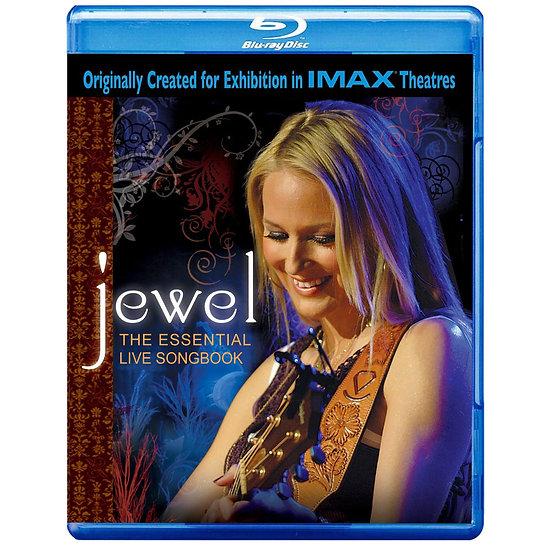 珠兒:珍藏珠兒演唱會 Jewel: The Essential Live Songbook (藍光Blu-ray) 【Evosound】