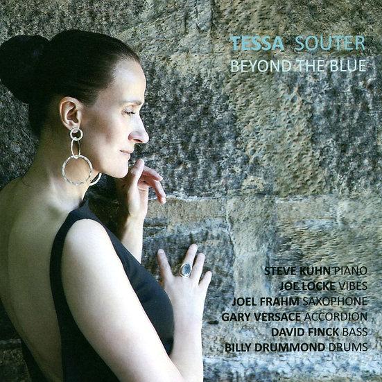 泰莎.索特:藍調之外 Tessa Souter: Beyond The Blue (CD) 【Venus】
