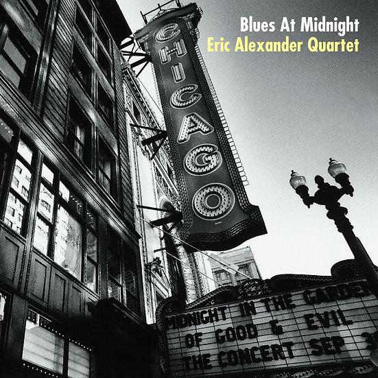 艾瑞克.亞歷山大四重奏:午夜藍調 Eric Alexander Quartet: Blues At Midnight (CD) 【Venus】
