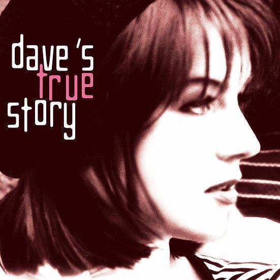 戴夫的真實故事 同名專輯 Dave's True Story (Vinyl LP)【BEPOP Records】