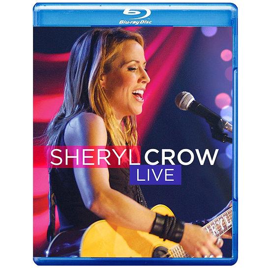 雪瑞兒.可洛:狂歡夜 Sheryl Crow: Live (藍光Blu-ray) 【Evosound】