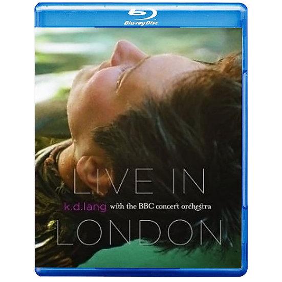 凱蒂.蘭與BBC管弦樂團:倫敦演唱會 (藍光Blu-ray) 【Evosound】