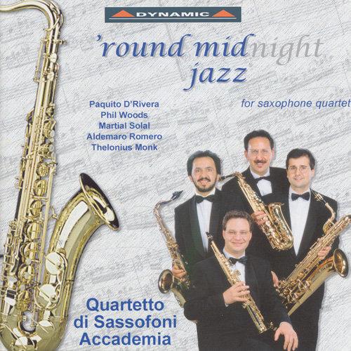 Round Midnight Jazz (CD)【Dynamic】