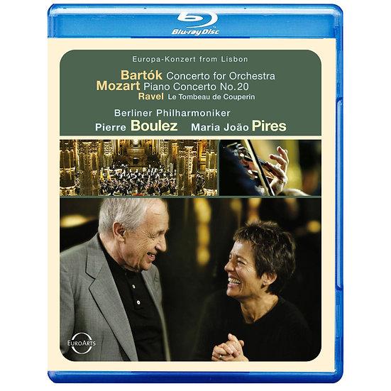 2003歐洲音樂會 在葡萄牙里斯本 Europa Konzert from Lisbon (藍光Blu-ray) 【EuroArts】