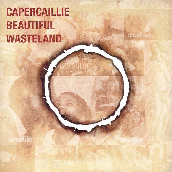 雷鳥樂團:美麗荒原 Capercaillie: Beautiful Wasteland (CD)