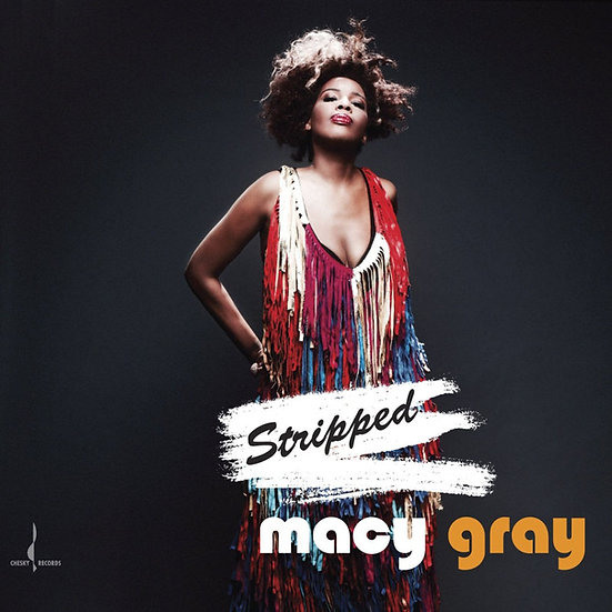 Macy Gray: Stripped (Vinyl LP) 【Chesky】