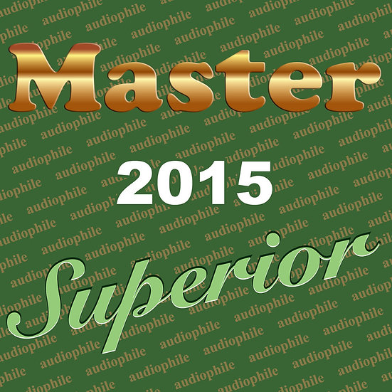 Master發燒碟2015 Master Superior Audiophile 2015 (CD) 【Master】